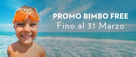 Promo Bimbo free fino al 31 marzo