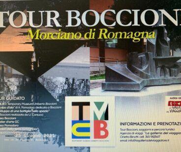 Tour Boccioni - 25 giugno 2021
